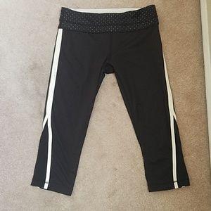 Lululemon crop workout pant